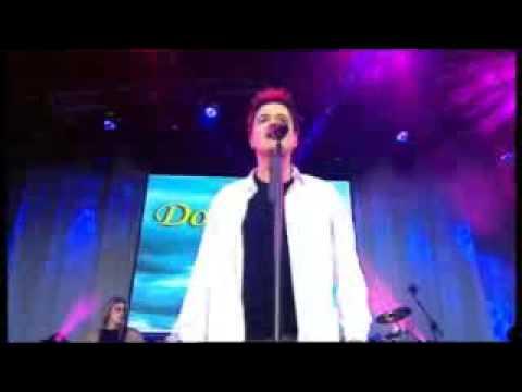 Donny Osmond Live at Edinburgh Castle 4/11