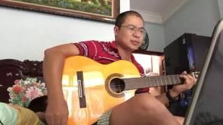 Dấu Tình Sầu - Guitar - Ngô Thuỵ Miên