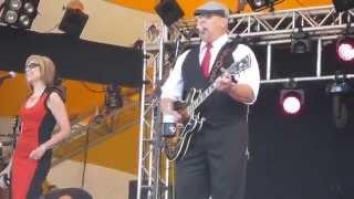 James Boraski and MomentaryEvolution- Sensitive Kind- Thunder Bay Blues Festival 2014