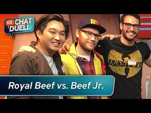 Chat Duell #57 | Royal Beef Gegen Beef Jr.