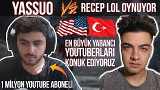 YASSUO (MOE) vs BEST TURKISH YOUTUBER