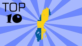 Top 10 Facts About Sweden
