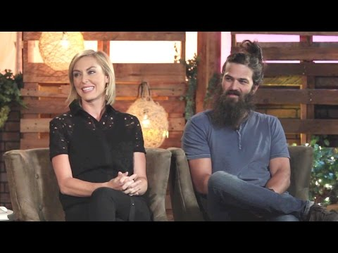 Jep and Jessica Robertson: Roots (Randy Robison / LIFE Today)