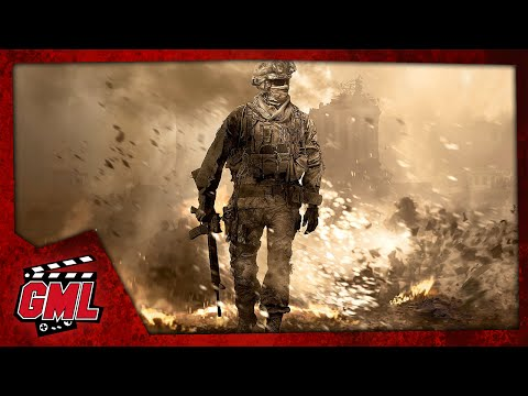CALL OF DUTY : MODERN WARFARE 2 - FILM COMPLET EN FRANCAIS