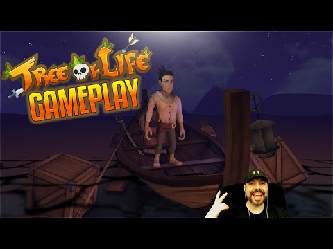Tree Of Life Gameplay - Beginning of a Journey (Sandbox MMOR