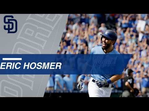 Hosmer's strong 2017 campaign