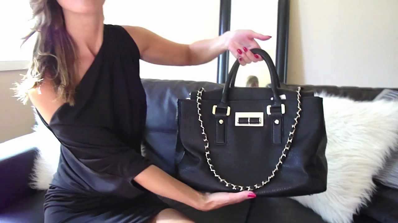 b515c76fc SOLD Ivanka Trump hand bag Ivanka trump Black handbags and