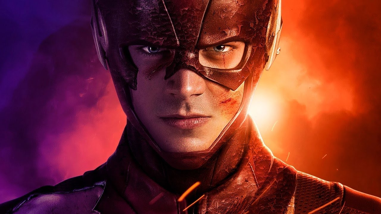 the flash trailer comic con 2018 youtube