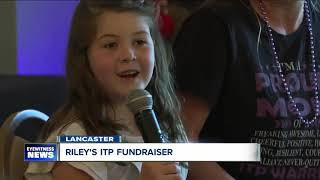 Six-year-old starts her own fundraiser