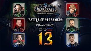 WoW: Battle of Streamers - Spotkanie