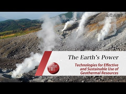 Technologies for Effective and Sustainable Use of Geothermal Resources
