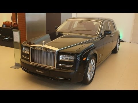 Rolls Royce Phantom 2016 In Depth Review Interior Exterior