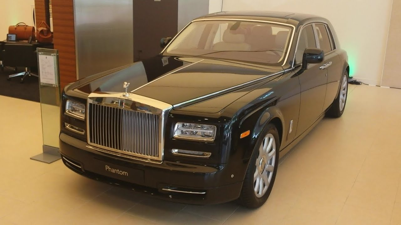 rolls royce phantom 2016 in depth review interior exterior youtube. Black Bedroom Furniture Sets. Home Design Ideas
