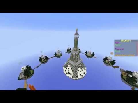 LA MALDICION DEL FINAL! - Sky Wars Minecraft