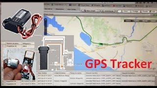 GPS Tracker ST-901 - Übersicht über die GPS-Bake SinoTrack aus China