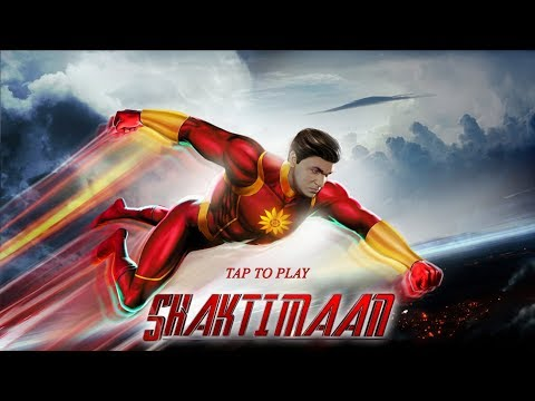 Shaktimaan the fight Rida official game