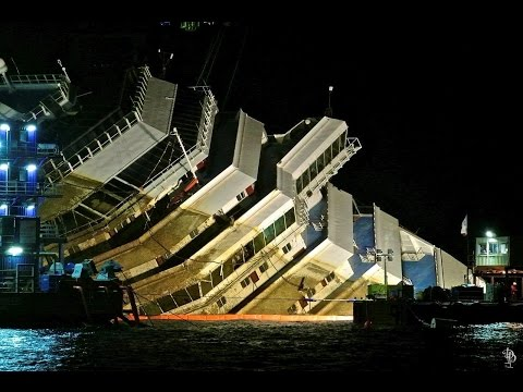 April 28, 2015 | HMM Industry Lecture: Salvaging of the COSTA CONCORDIA
