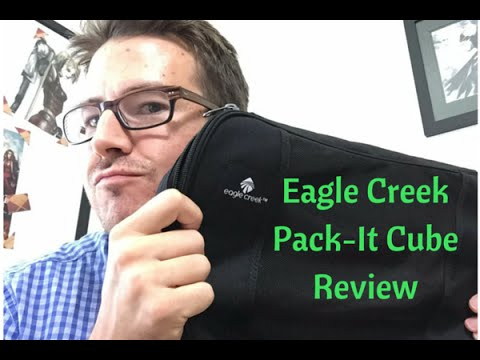 Packing With Eagle Creek S Storage Cubes Doovi