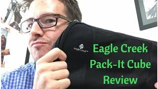 Eagle Creek Pack-It Cube Review | Packing Cubes | Travel Cubes for Luggage