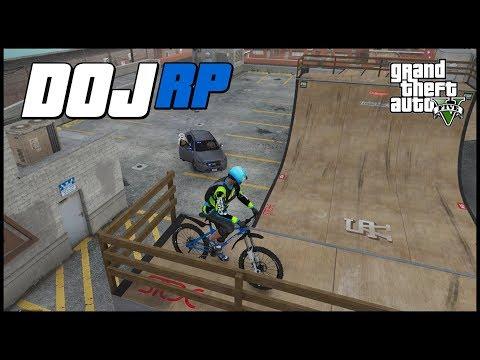 GTA V  DOJ - Episode 20 - Downhill Delivery