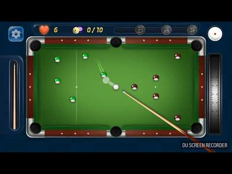 Billiards city lvl 87 workout