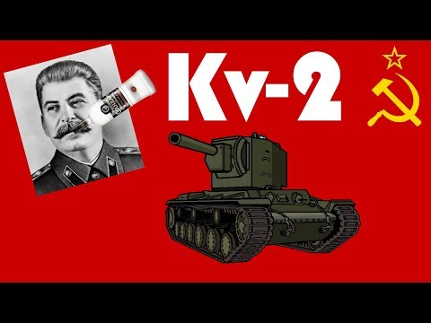 The Hand Of Stalin Feat. KV-2 | World Of Tanks