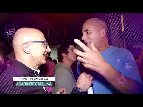 Agarrate Catalina – Primer Premio Carnaval 2020 – Murgas