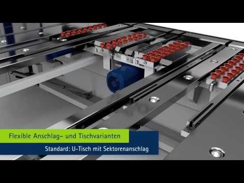 SCHROEDER Schwenkbiegemaschine PowerBend Professional