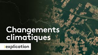 Le changement climatique à observer sur Google Earth Timelapse