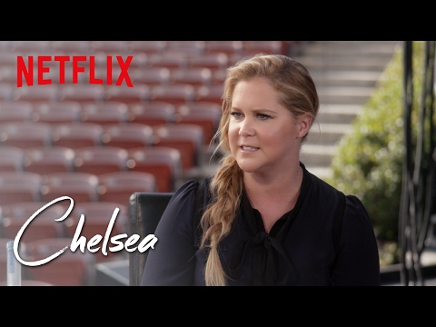 Amy Schumer Discusses Her New Book and Family Relationships