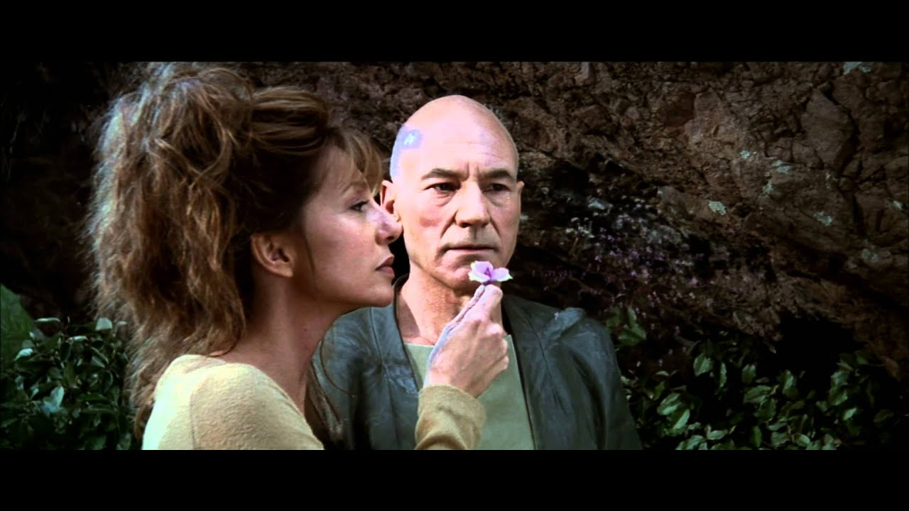 Star Trek IX: Insurrection - Trailer