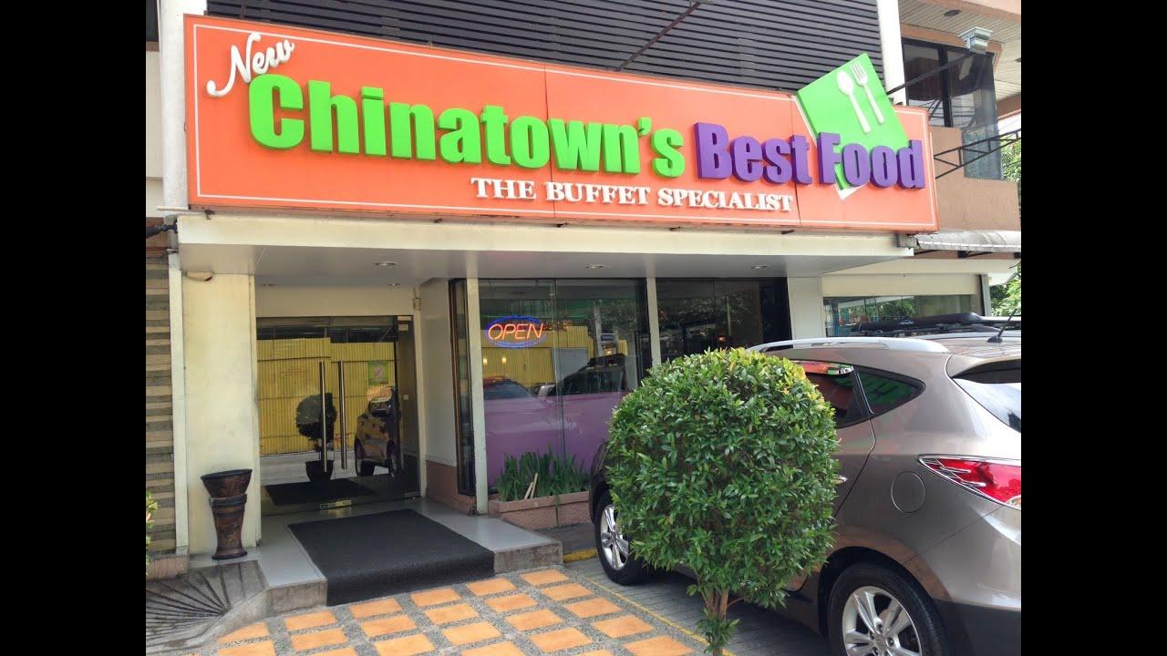 Chinatown Best Food Banawe