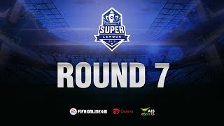 FIFA Online 4 Super League: Day 7 (13/09/2019)