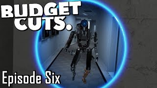 Budget Cuts [Ep.6] HR Meeting with ADAM (VR gameplay, no commentary)