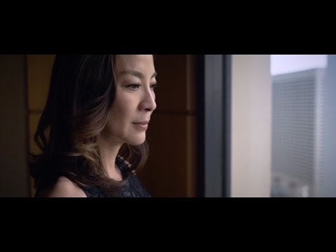 The new Panamera - Stories about Courage: Michelle Yeoh