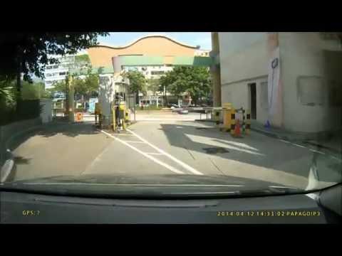 樂富邨 停車場 Lok Fu Estate car park