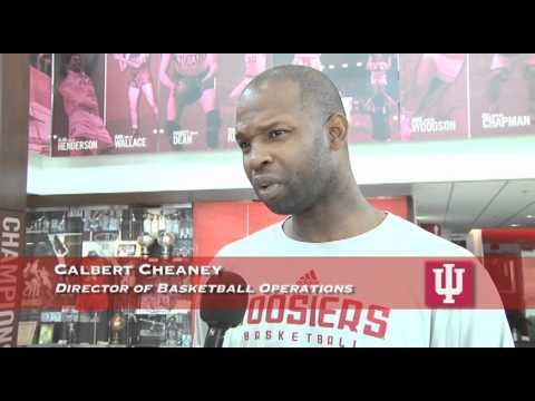 IUHoosiers.com Talks with Calbert Cheaney