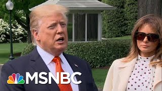 Bloomberg: Donald Trump Strategy To Tie Up Democrat Inquiry Requests 'For Months' | Hardball | MSNBC