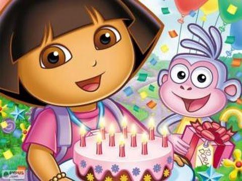 Dora Cake Games Free