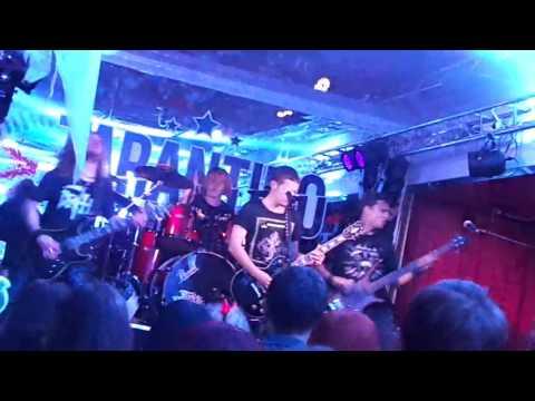 ARCANUM SANCTUM - The Explorer (Halloween, TARANTINO bar, Komsomolsk-on-Amur, 01.11.15)
