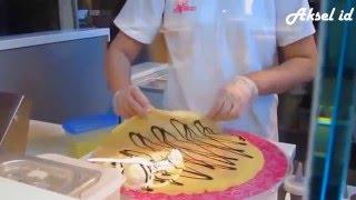 Самое вкусное мороженое в мире, готовят в Японии!