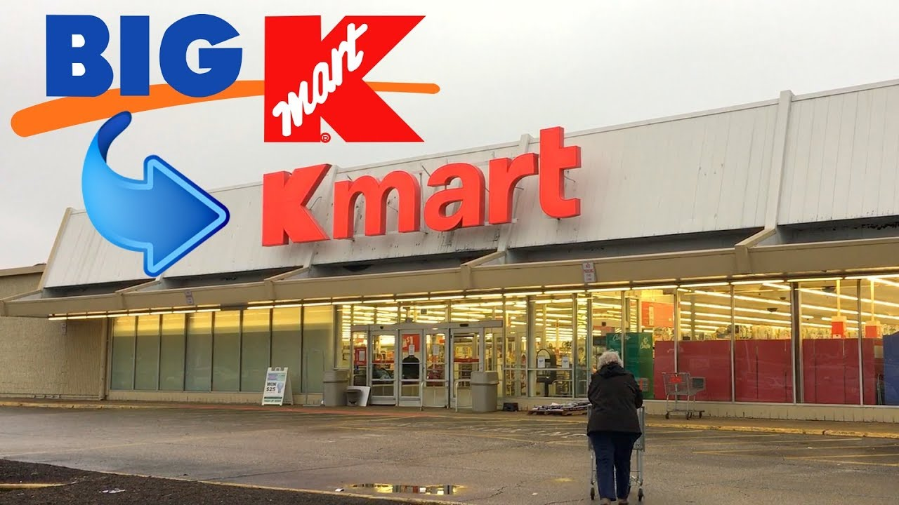 BIG K in Disguise! Exploring the Tallmadge Ohio Kmart