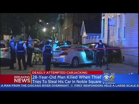Man Shot And