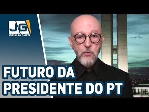 Josias de Souza/STF definirá futuro da presidente do PT