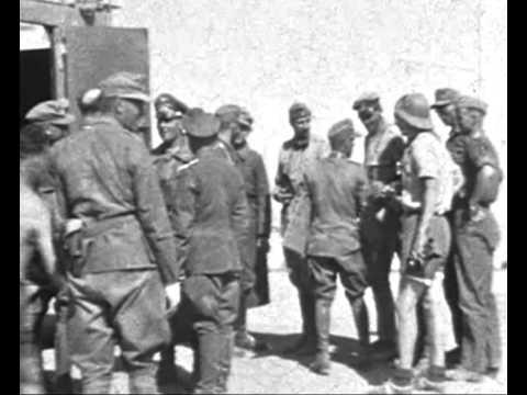 """Beutepanzer Mammuth """"Max"""" from Deutsches Afrika-Korps"""