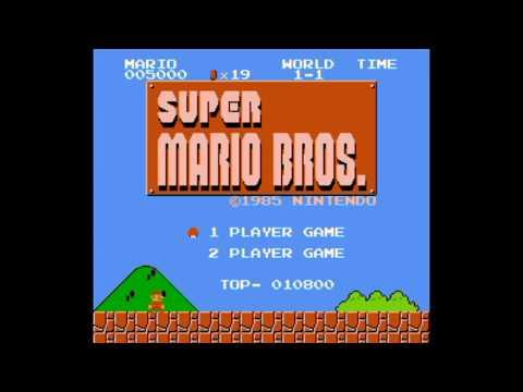 Anto RetroGamer Plays: Super Mario Bros. (NO Damage) - World 1 ✔
