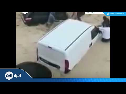 #هاشتاغ_خبر | فيضانات هائلة تضرب ولاية نابل في #تونس  - نشر قبل 4 ساعة