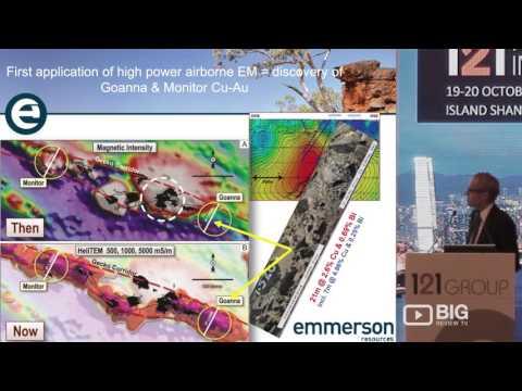 Emmerson Resources Presentation: Gold Mining in Northern Australia
