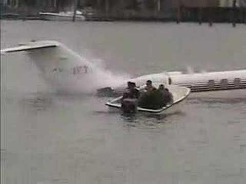 Cessna Citation 2 Crash
