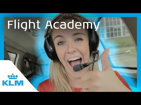 Intern On A Mission Flight Academy